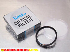 FILTRO UV KENKO HOYA UV PROTECTOR DE 52 mm doble rosca UV HD