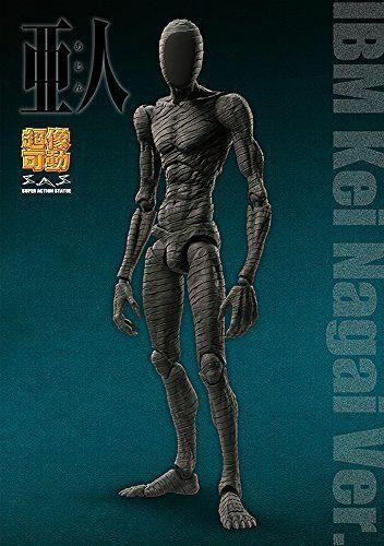 Ajin   Demi-Human Súper Figura Acción IBM Kei Nagai Ver Sato Versión de Japón