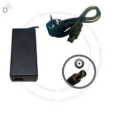 Laptop Charger Adapter For HP 463958-001 519329-003 + EURO Power Cord UKDC