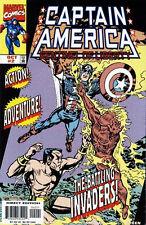 Captain America : Sentinel of Liberty #2 Original US Marvel Comic 1998 NM Shield