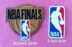 NBA Small and NBA Finals Set2pcs Logo Patch sport ...