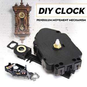 Details about New Replacement DIY Quartz Clock Pendulum Movement Mechanism  Motor & Hanger