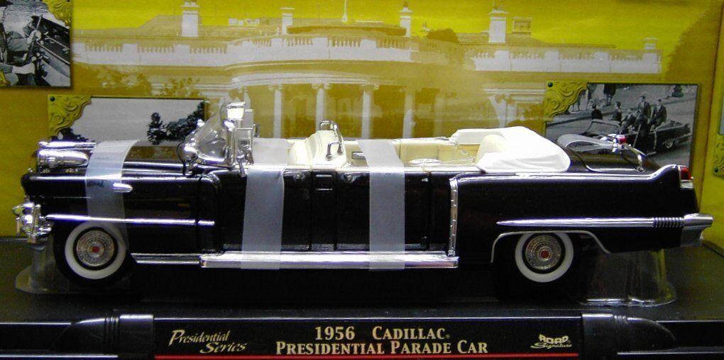 Cadillac Presidental Parade Car 1956  1 24 Yatming 24038  | Großer Räumungsverkauf