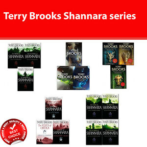6fde974ae73 Image is loading Terry-Brooks-Shannara-Series-Defenders-Heritage -Dark-Legacy-