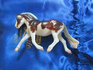 Breyer 2020 premier club stablemate LYRIC with blue bag opened for pics NIB