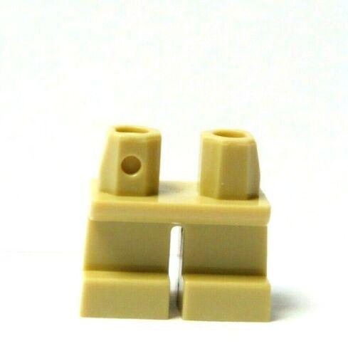 LEGO 1 X Jambes jambe pour figurine figure court Light Tan