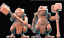 28mm-Warrior-Toad-Bullywog-D-amp-D-Bestiary-multi-listing thumbnail 1