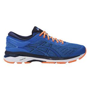 Asics Gel Kayano 24 Scarpe Running Uomo Blu Directoire r2G