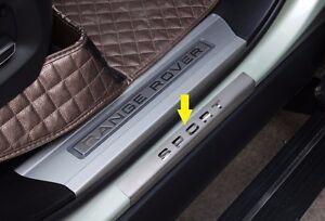 4pcs Door sill scuff plate For Land Range Rover sport L405 L494 2014 2015 2016