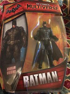 """DC Comics Multiverse 4"""" Action Figure - Batman Arkham Origins"""