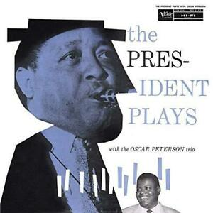 Oscar-Peterson-Trio-The-President-Plays-With-The-Oscar-Pete-NEW-12-034-VINYL-LP