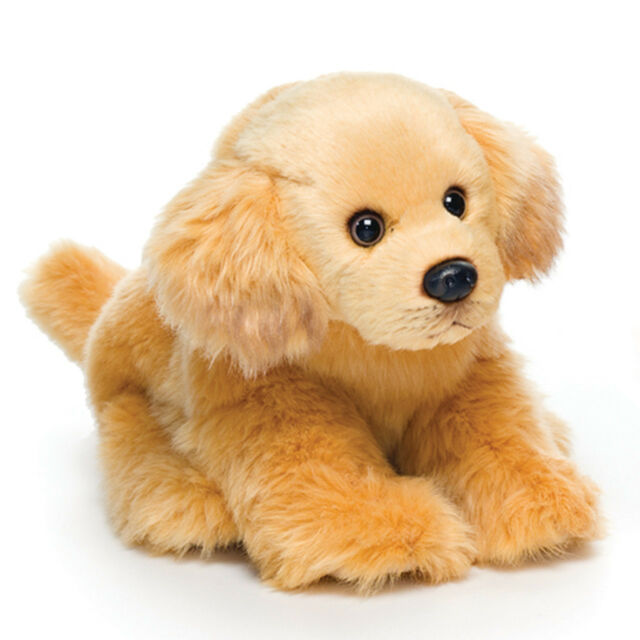 Golden Retriever Small 9 Inches Dog Stuffed Animal by Nat and Jules (00003)