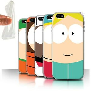 Gel-TPU-Case-for-Apple-iPhone-6S-Funny-South-Park-Inspired