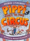 Pippi Goes to The Circus by Lindgren Astrid 9780141302430