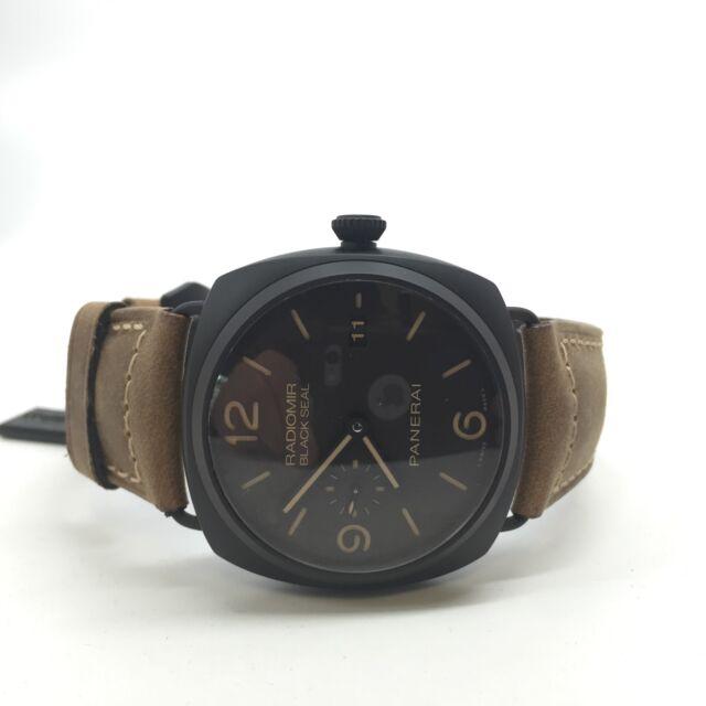 Panerai PAM505 Radiomir Composite Black Seal 3 Days 45mm