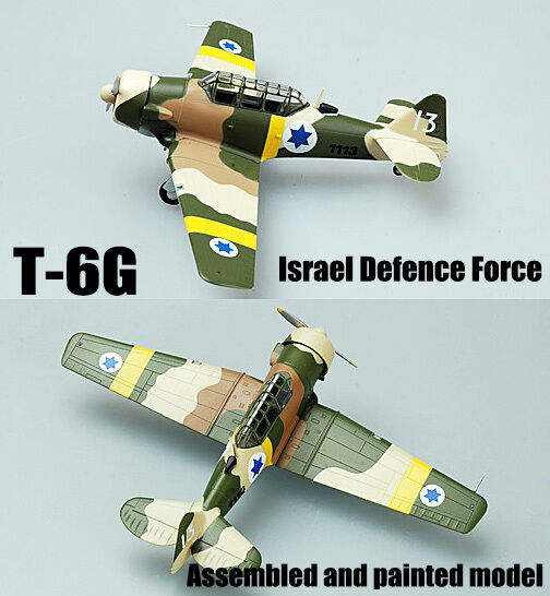 Easy Model 1//72 T-6 Israel Defence Force # 36317