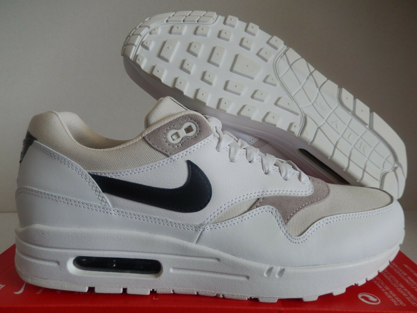 6f53378b5b Nike Air Max 1 PRM 87 BW OG Premium QS Phantom Men Running Limited ...