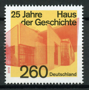 Germany-2019-MNH-Haus-der-Geschichte-History-Museum-1v-Set-Architecture-Stamps