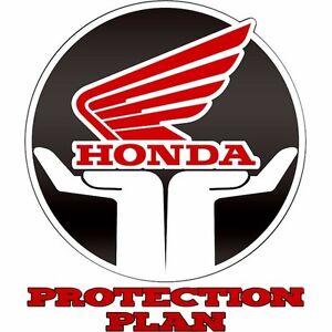 Honda motorcycle factory extended warranty hpp 1201cc for Honda factory warranty