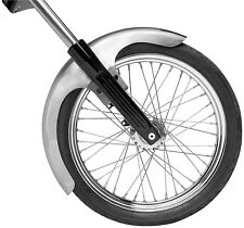 "Bikers Choice 21"" Outlaw Front Wheel Fender Harley Davidson or Custom 090501"