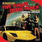 FIVE FINGER DEATH PUNCH AMERICAN CAPITALIST CD NEW