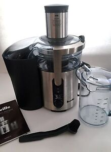 how to clean breville juicer bje510xl