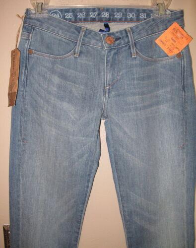 X Sewn soft Jeans Decca Earnest Fin Droit Clair D Skinny WqXxUxAwfc