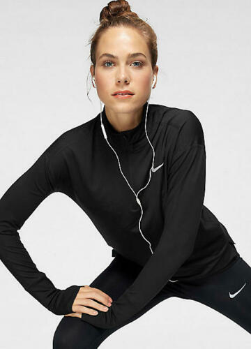 928753 010 NIKE THERMA SPHERE ELEMENT 1//2 ZIP SIZE S LONG SLEEVE TRAINING TOP
