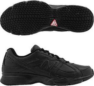 New Balance 512 Black Walking Nurse 8