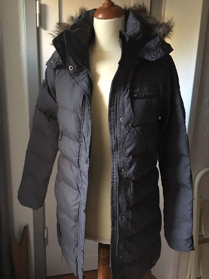 Vinterjakke, Vinterjakke, Abercrombie & Fitch