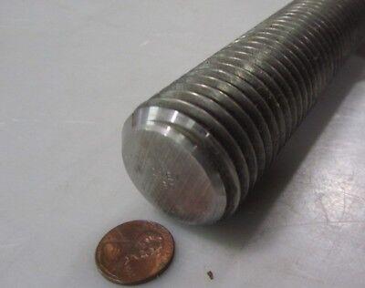 """4140 Steel Threaded Rod 1/""""-8 x 3 Foot Length Grade B7 RH"""