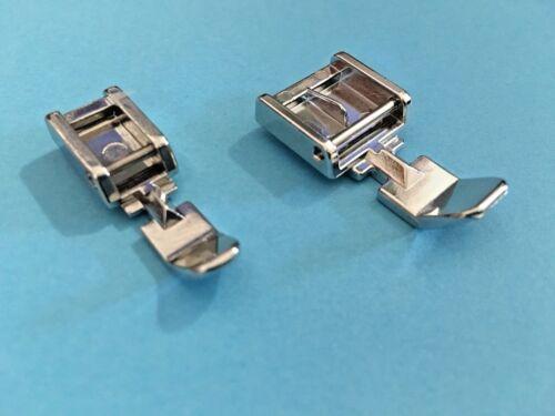 Pfaff-estrecho y normal Singer Janome w6 Reißverschlussfuß para las máquinas de coser AEG