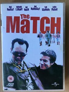 Richard-E-Grant-Max-Beesley-El-Match-1999-Britanico-Futbol-Comedia-GB-DVD