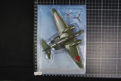Mitsubishi 97 Heavy bombing 1//120 Scale War Aircraft Japan Diecast Display PL752