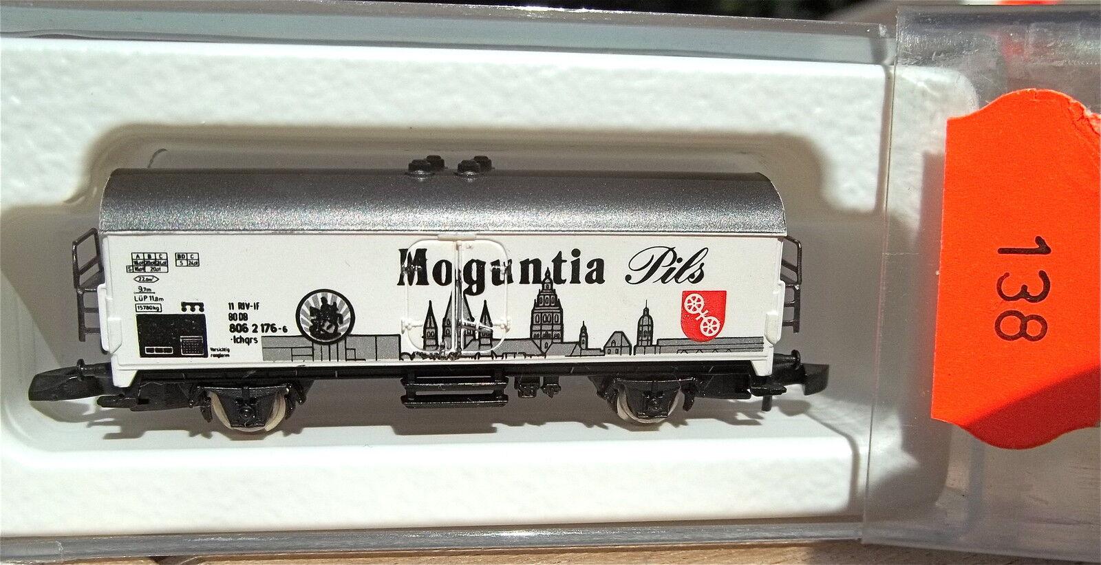 Moguntia Moguntia Moguntia Pils, Kolls 86013 Märklin 8600 Spur Z 1 220 138  | Outlet Store  626e77
