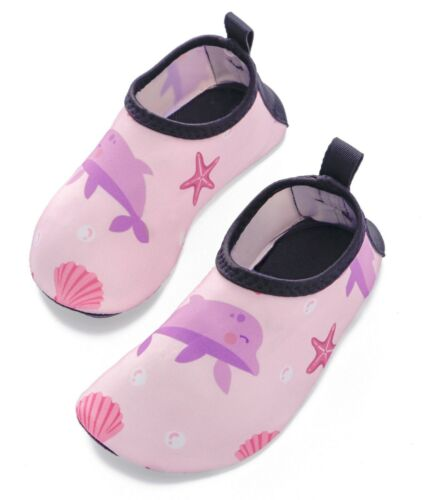 Swimbubs Kids Water Shoes Baby Girls Swim Socks Toddler Aqua Boys Beach Shoes
