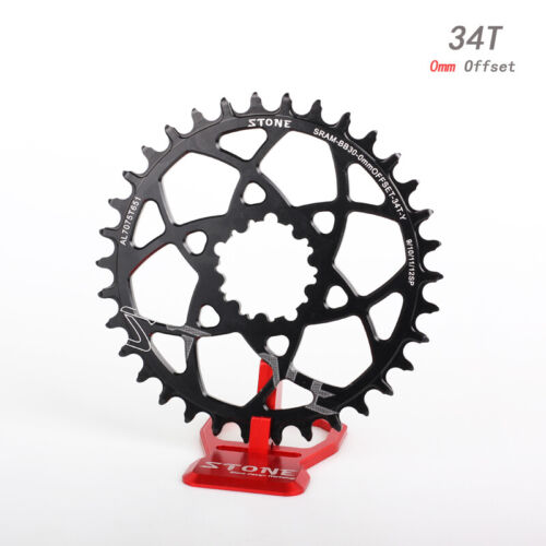 Circle Chainring Narrow Wide BB30 0mm Offset For SRAM XX1 X01 GX Eagle S-2210