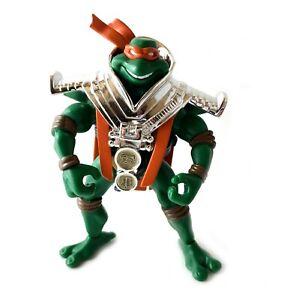 Battle-Nexus-Michelangelo-Vintage-TMNT-Ninja-Turtles-Figure-2003-Playmates-Mike