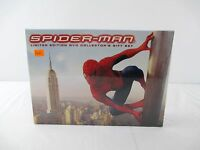 Sealed Spiderman Limited Edition Dvd Collector's Gift Set Dvd