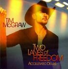 Two Lanes of Freedom 0843930008568 by Tim McGraw CD