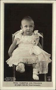 Adel-Monarchie-1910-Prinz-Hubertus-von-Preussen-Sohn-des-Kronprinzenpaares