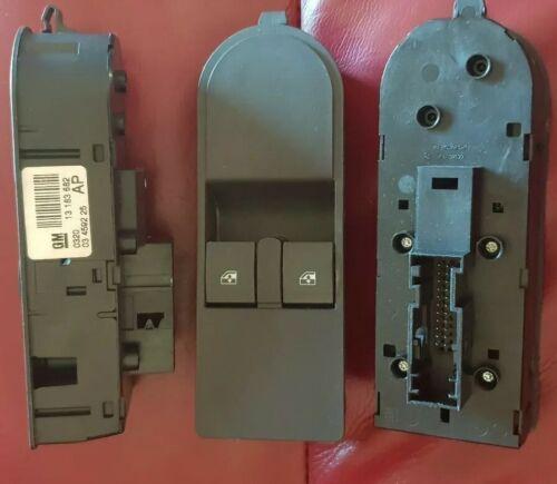 GENUINE VAUXHALL ASTRA H /& ZAFIRA B FRONT DOOR ELECTRIC WINDOW SWITCH