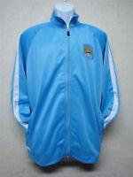 Argentina Design - Men's Track Top Jacket By Next Sports - Light Blue - Size M