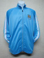 Argentina Design - Men's Track Top Jacket By Next Sports - Light Blue - Size M