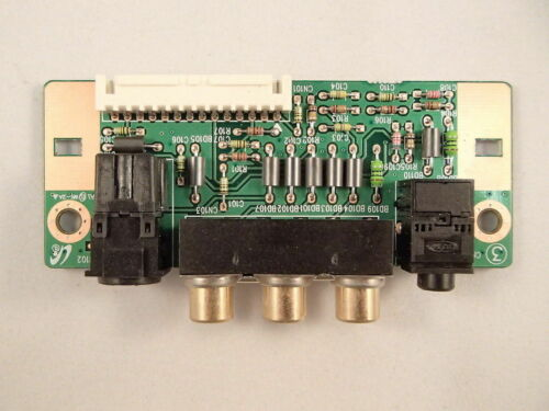 "Samsung 50/"" HPS5053X BN41-00691B Side AV Board Unit Motherboard"