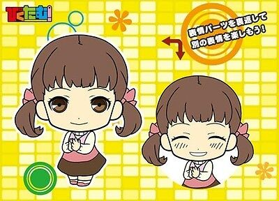 Persona 4 Piktam Boys Teddy Human Rubber Phone Strap Anime Manga MINT