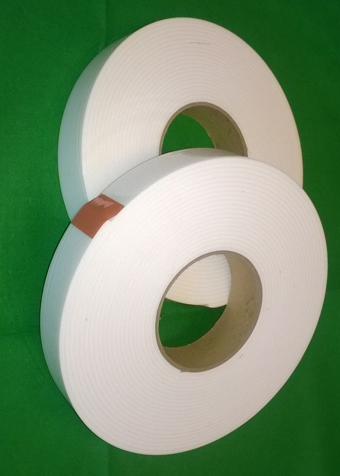 60 x 19 mm Wide x 9 m lång Anti Hot Spot Tape for Polytunnels