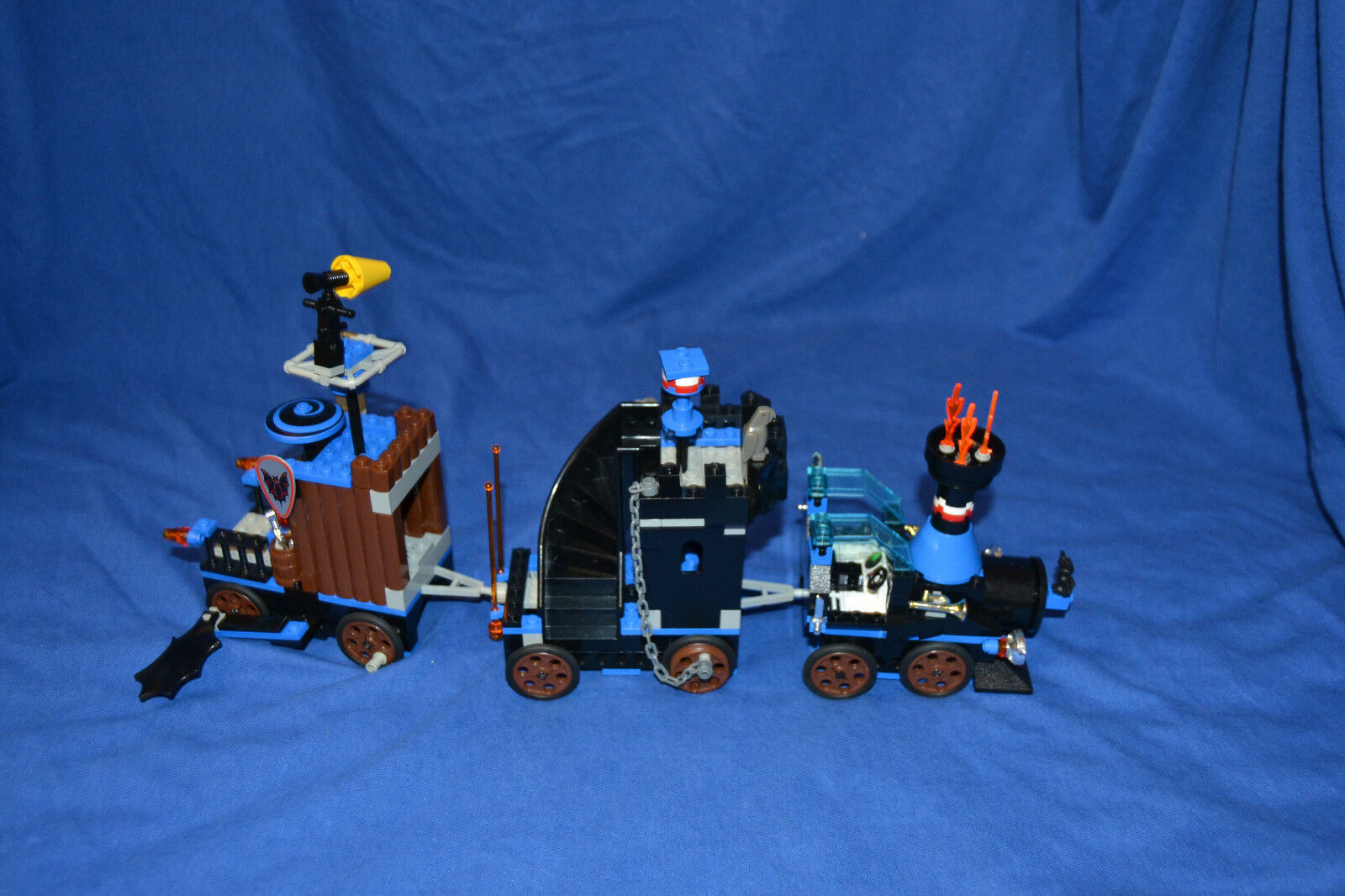 LEGO Set 6497 Time Cruisers Twisted Twisted Twisted Time Train vintage set ohne Bauanleitung 66e9ee