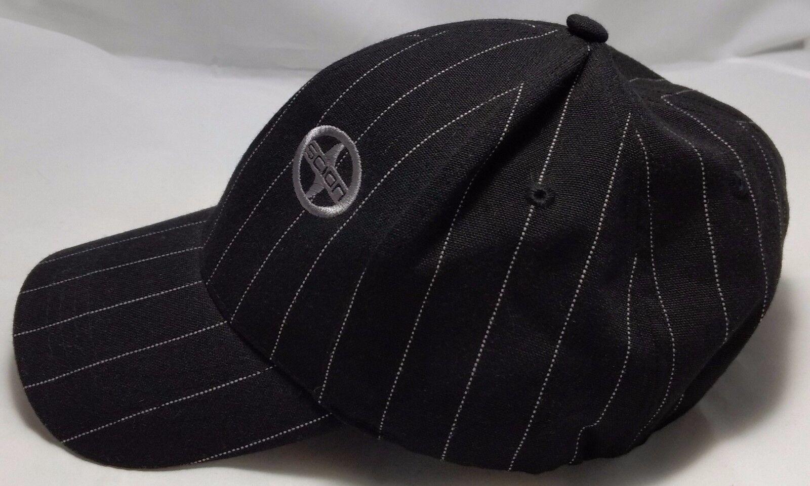 SCION AUTOMOBILE adjustable hat cap adjustable AUTOMOBILE black striped toyota racing xd xb tc iq 790390