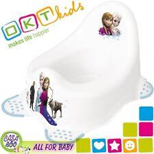 Disney FROZEN CHILDRENS Baby Steady Potty Toilet training New OKT KIDS Elza Anna